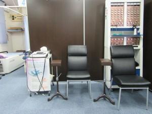 治療室内2